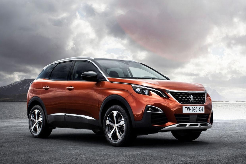 Peugeot éblouie avec sa 3008, élue voiture de l'année 2017.