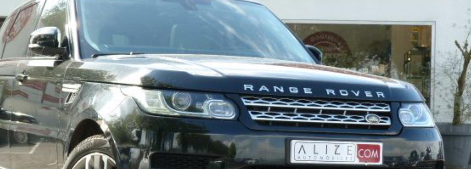Land-Rover RANGE ROVER SPORT 3.0 SDV6 306 HSE MARK IV