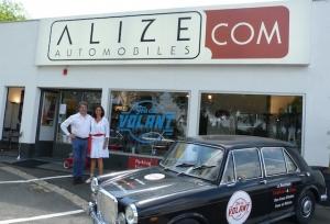 Les bureaux Alizé Automobiles