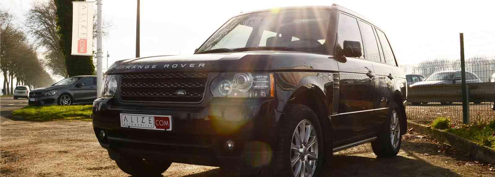 Land Rover Range Rover 4.4 TDV8 Vogue Mark X