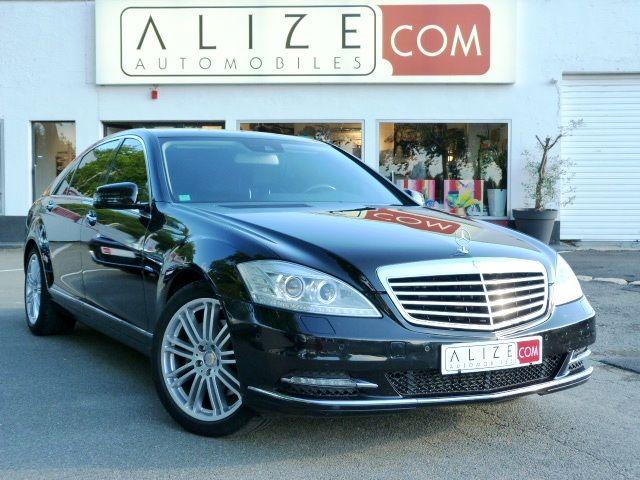 Alizé Automobiles vous informe sur la Mercedes Classe S