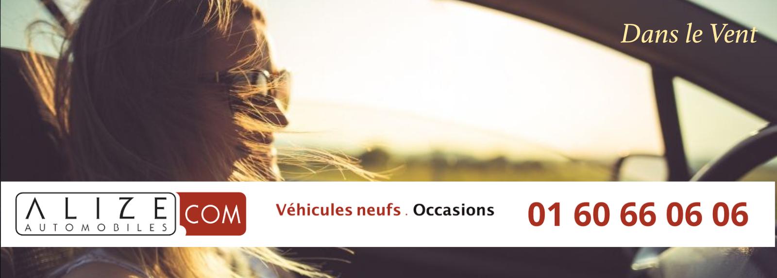 Cabriolet occasion Alizé Automobiles