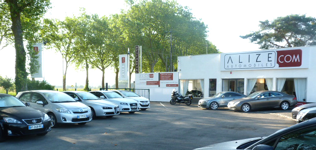 Alizé Automobiles, une équipe de professionnels à votre écoute