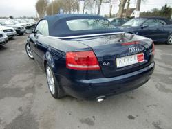 L'occasion de la semaine : Audi A4 cabriolet 3.0 V6 Quattro à prix imbattable