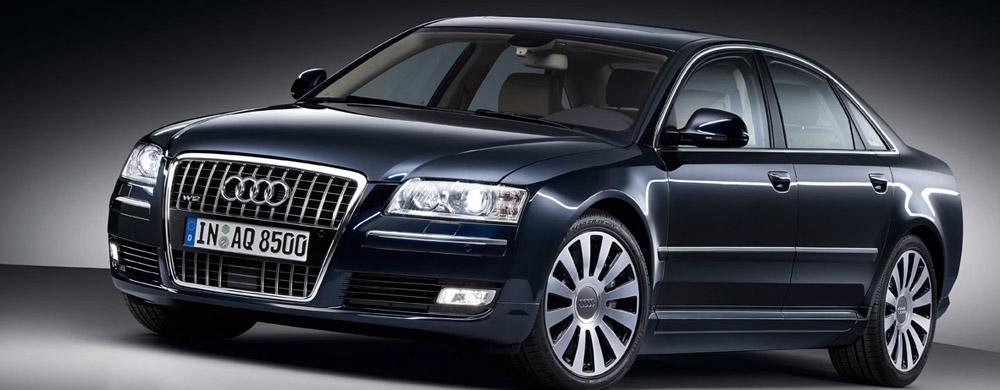 L'Audi A8 d'occasion : la classe présidentielle