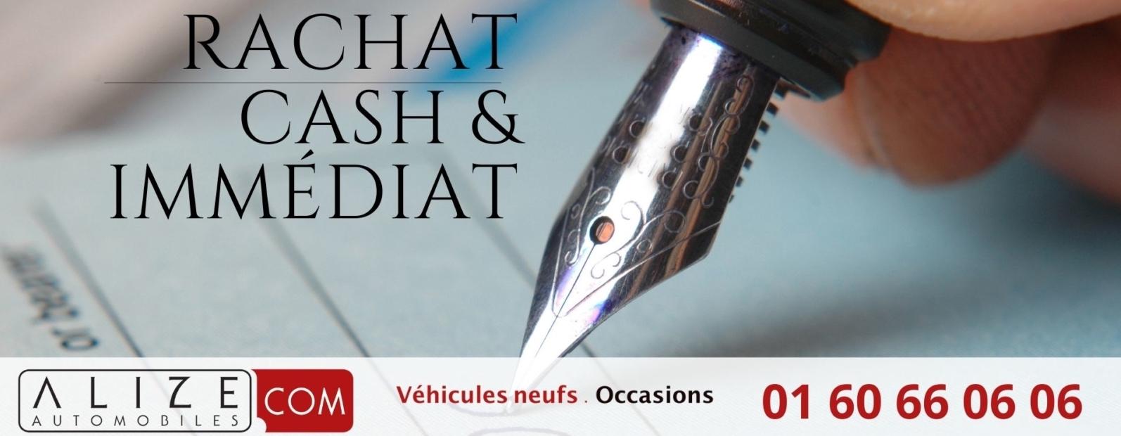 Alizé Automobiles rachète votre véhicule cash