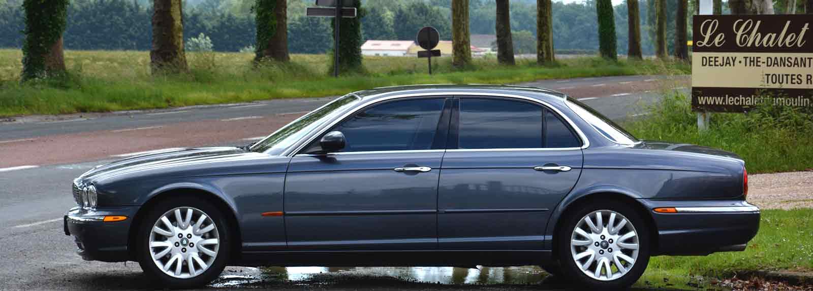 Jaguar XJ6 3 occasion Alizé Automobiles